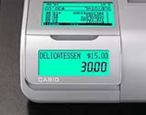 Picture of Casio Cash Register SE-S400