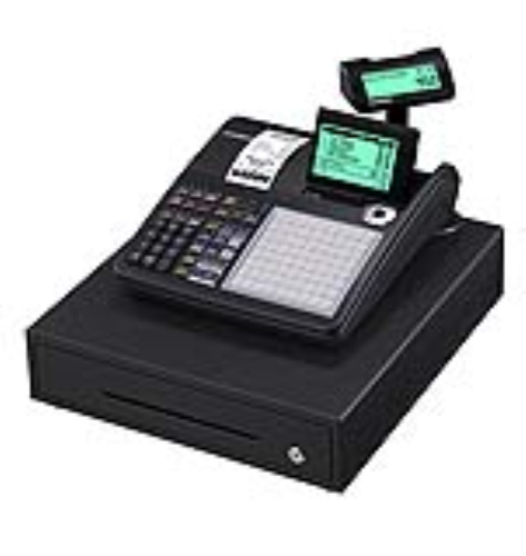 Picture of Casio Cash Register SE-C450