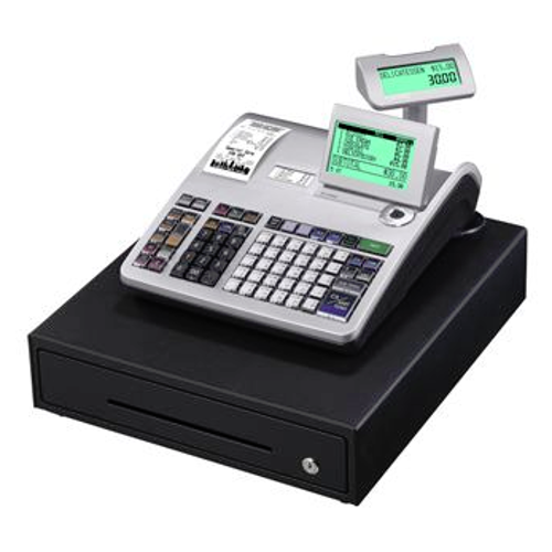 Picture of Casio Cash Register SES3000