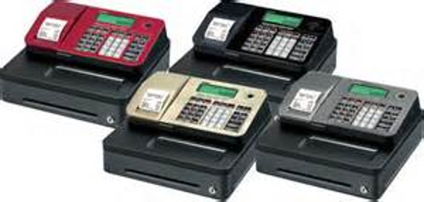 Picture of Casio Cash Register Se-s100