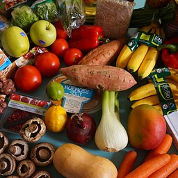 Picture for category POS Fruit & Veg Health foods