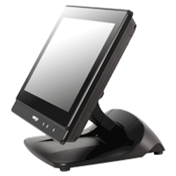 Picture of Pos System POSIFLEX XT 3114 touchscreen point of sale terminal