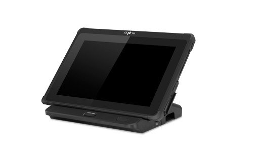Picture of Pos System CSPAD10 touchscreen point of sale terminal