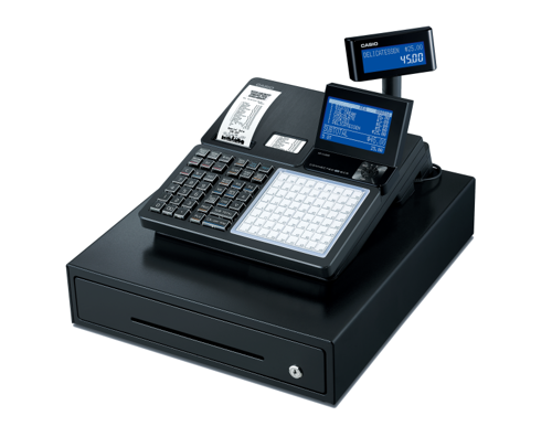 Picture of Casio Cash Register SRC4500
