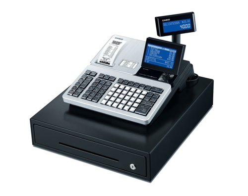 Picture of Casio Cash Register SRS4000
