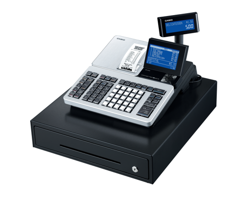 Picture of Casio Cash Register SRS500