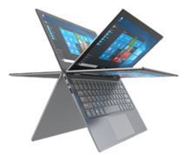 "Picture of 11.6"" 2in1 Convertible 360 degree rotation. Windows Modern Features with Windows Ink Pen (Microsoft Certified), Windows Hello (Fingerprint reader) and Cortana Microphone"